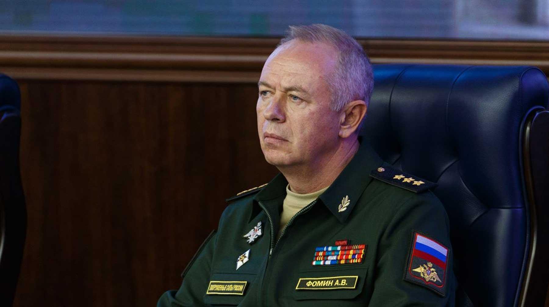 Замминистра обороны России — о глобальной безопасности и экспансии НАТО