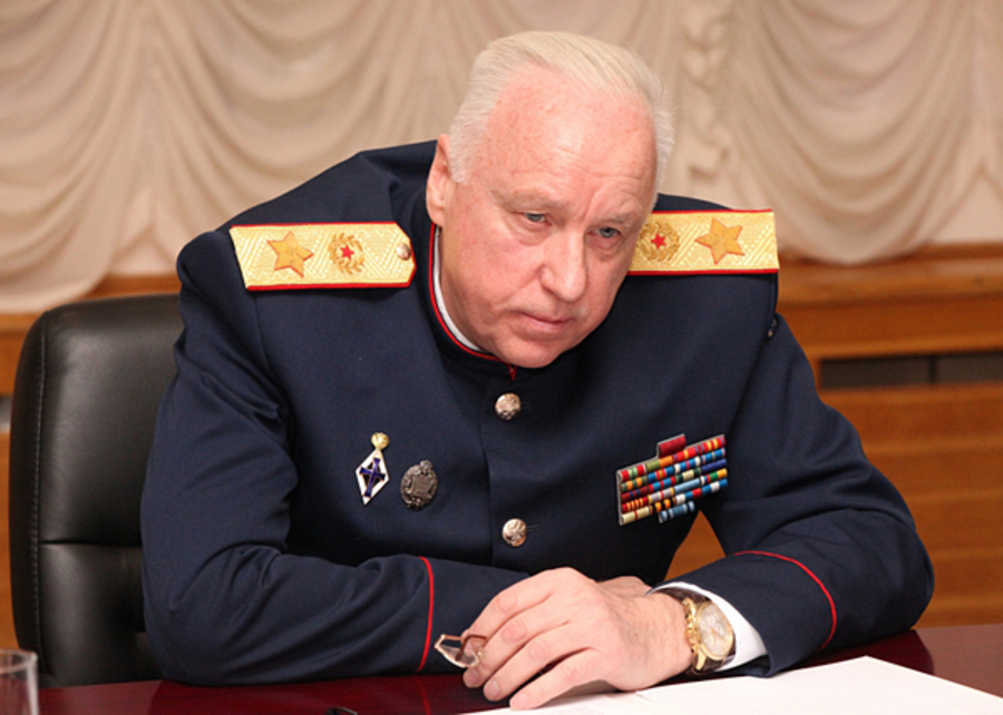 Председатель СК Александр Бастрыкин – об ужесточении уголовного законодательства и борьбе с откатами