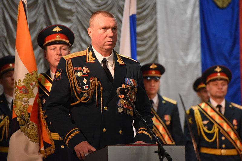 Сергей Чеботарёв: Последние вооружённые конфликты показывают, что война будет отличаться динамичностью